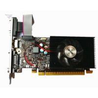 Видеокарта GeForce GT730, AFOX, 2Gb DDR3, 128-bit, VGA/DVI/HDMI, 954/1333MHz, Low Profile (AF730-2048D3L6)