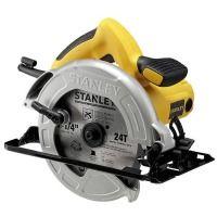 Пила Stanley  SC16 циркулярная, 1600Вт, 5500об/мин, 190 мм.