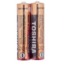 Батарейка TOSHIBA LR03 Economy Alkaline SP 1X2