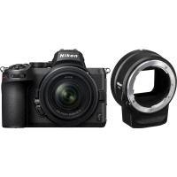 Цифровая камера NIKON Z5 + 24-50mm F4-6.3 + FTZ Adapter Kit