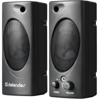 Комп.акустика DEFENDER (65150) SPK-33 2.0, 5 W, USB