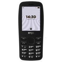Мобильный телефон ERGO B241 Dual Sim (black)