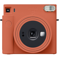 Фотокамера FUJI SQUARE SQ 1 ORANGE EX D Терракотовый