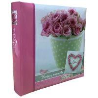 Альбом EVG 10x15x200 BKM46200 Love flowers