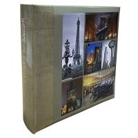 Альбом EVG 10x15x200 BKM46200 Collage travel2