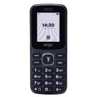 Мобильный телефон ERGO B182 Dual Sim (black)
