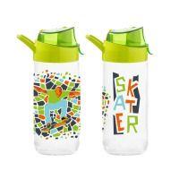 Бутылка д/воды пл. HEREVIN Skater-Como 0.5 л д/спорта (111805-008)