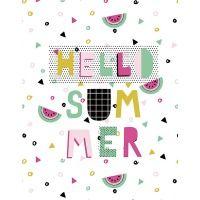 Альбом UFO 20sheet S22x32 Hello Summer