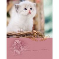 Альбом UFO 10x15x200 PP-46200 White cat