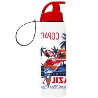 Бутылка д/воды пл. HEREVIN Brazil 0.5 л д/спорта (161405-460)