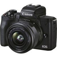 Цифровая камера CANON EOS M50 Mk2 + 15-45 IS STM Kit Black (4728C043)