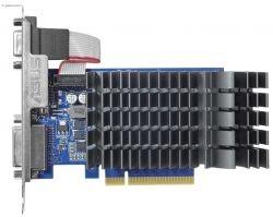 Asus GeForce GT730, 2Gb DDR3, VGA/DVI/HDMI, 902/1600MHz (GT730-SL-2G-BRK-V2)