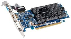 Видеокарта Gigabyte GV-N210D3-1GI , Nvidia GeForce 210, 1024Mb DDR3 64-bit