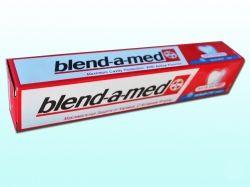 Зубна паста 50 мл (Антикарієс Mint) ТМ BLENDAMED