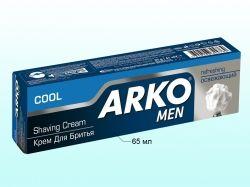 Крем для гоління 61 мл (Прохолода) ТМ ARKO