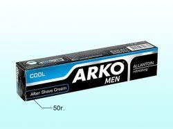 Крем після гоління 50 мл.(Cool) ТМ ARKO