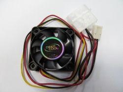 Deepcool XFAN 40 черный лак, 40x40х10мм HB 4500 об/мин 24.3 дБ
