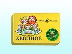 Мило 140 гр. (Хвойное) ТМ НЕВСКАЯ КОСМЕТИКА
