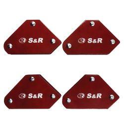 Набор магнитных держателей S&R 290104005