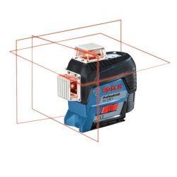 Нивелир лазерный линейный Bosch GLL 3-80 С + Штатив BT 150