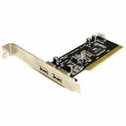 Контроллер PCI - USB 2.0 (2+2 Порт) U-164