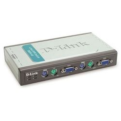 KVM переключатель D-Link DKVM-4K 4-port KVM Switch