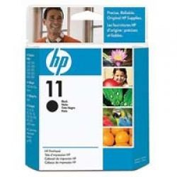 Печатающая головка HP №11 Black (DesignJ10ps/ 500/ 800) (C4810A)