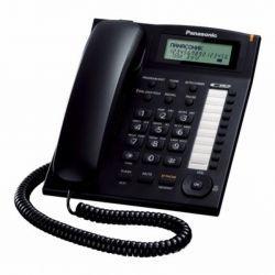 Телефон (чорний) KX-TS2388UAB PANASONIC KX-TS2388UAB