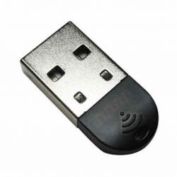 Контроллер USB - Bluetooth V2.0 20m Class 2 black STLab B-122