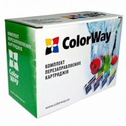 Компл.Перезапр.Картр. Colorway Epson P50/PX50/650/700(6x100) (P50RC-6.1)