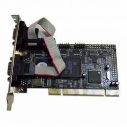 Контроллер PCI - STLab I-430 RS232 (COM) 4 канала PCI 32bit 33/66MHz