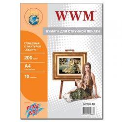Бумага WWM A4 Fine Art (GP200.10)