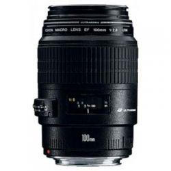 Объектив EF 100mm f/2.8 macro USM Canon (4657A011)