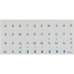 Наклейка на клавиатуру BRAIN blue (STBRTRBLUE)