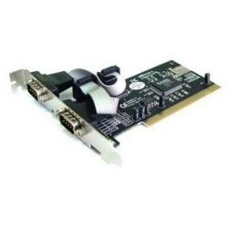 Контроллер PCI - STLab I-390 RS232 (COM) 2 канала PCI 32bit 33/66MHz