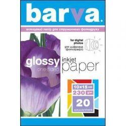 Бумага BARVA 10x15 (IP-BAR-C230-014)