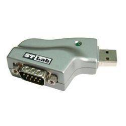 Конвертер USB - Com 2.0 STLab U-350 брелок