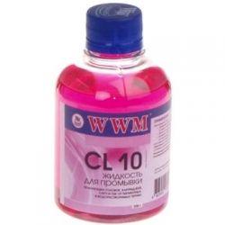 Жидкость чистящая, усиленная, WWM CL10, 200 г