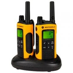 Рація Motorola TLKR-T80EXT WE QUAD