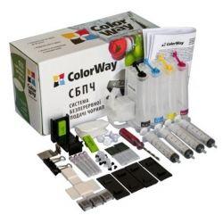 СНПЧ ColorWay HP №121/122/650+демпфер (H121CN-4.1NC)