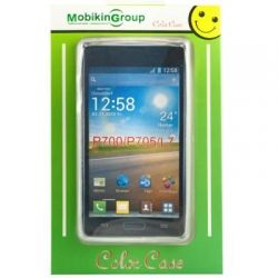 Чехол для моб. телефона Mobiking Samsung S5282 White/Silicon (24322)