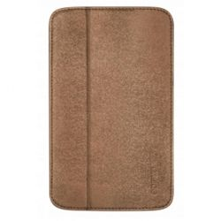 Чехол для планшета ODOYO Galaxy TabTAB3 7.0 /GLITZ COAT FOLIO SADDLE BROWN (PH621BR)