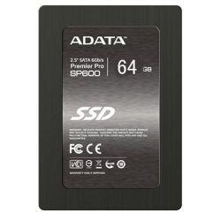 "Накопитель SSD 2.5""  64GB ADATA (ASP600S3-64GM-C)"