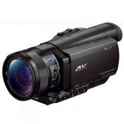 Цифровая видеокамера SONY Handycam FDR-AX100 Black (FDRAX100EB.CEE)