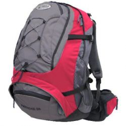 Рюкзак Terra Incognita Freerider 22 red / gray (4823081500964)