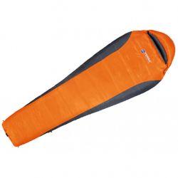 Спальный мешок Terra Incognita Siesta 400 L orange / gray (4823081501701)