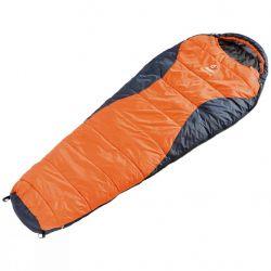 Спальный мешок Deuter Dream Lite 400 sun orange-midnight правый (49328 8830 0)