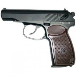 Пневматический пистолет SAS Makarov (KM-44DHN)