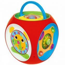 Развивающая игрушка Kiddieland Мультикуб (049775)