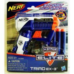 Игрушечное оружие Hasbro Бластер Элит Триад (A1690)